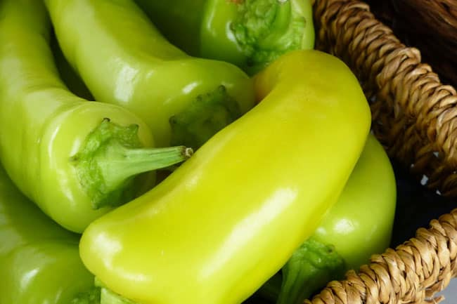 grow banana peppers