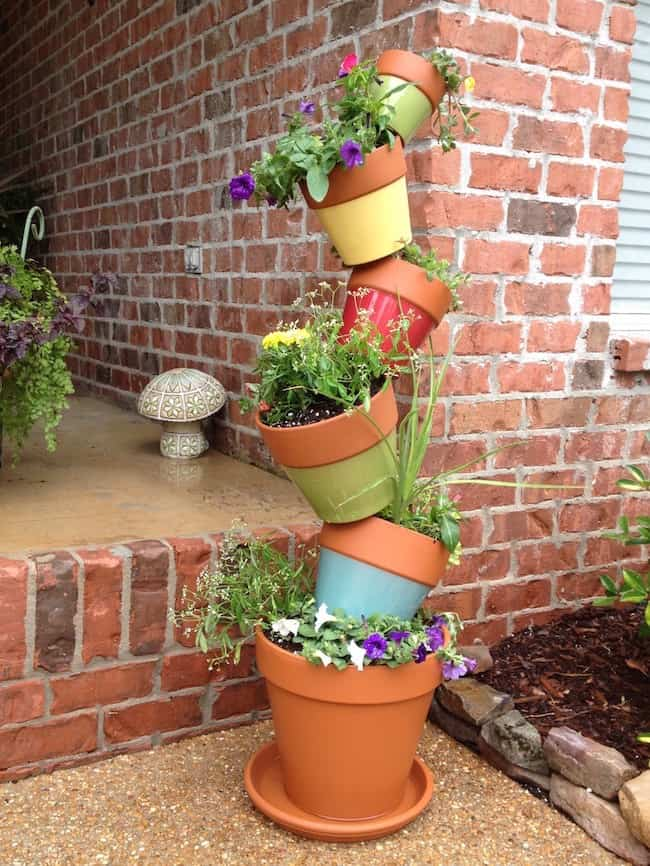 build your own tower garden