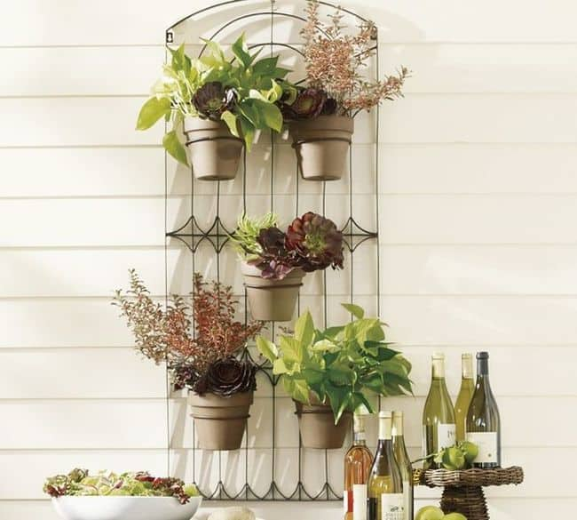 Wall Planters Outdoor