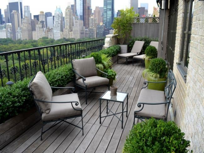 33 Apartment Balcony Garden Ideas That You Will Love | Gardenoid