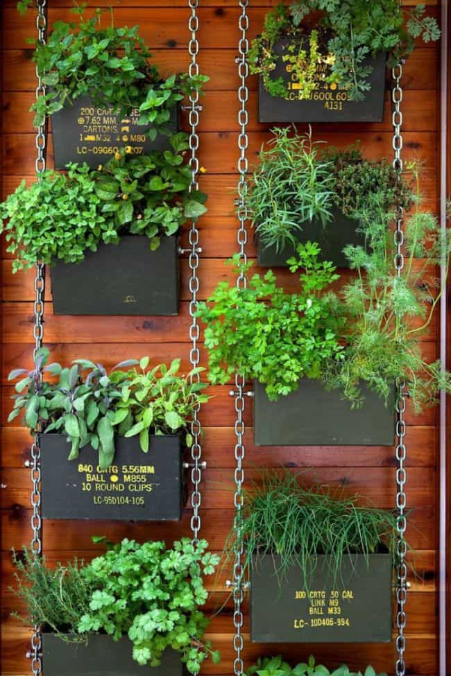 33 Apartment Balcony Garden Ideas That You Will Love ...