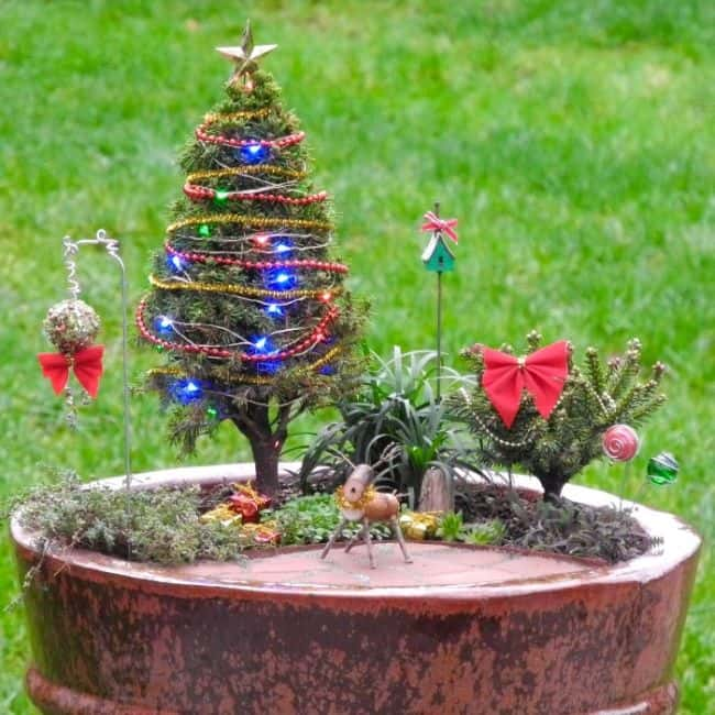 Christmas Yard Decoration Patterns