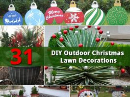 Christmas Lawn Decorations