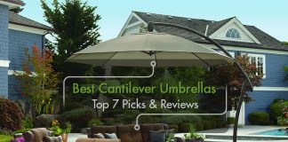 Best Cantilever Umbrellas