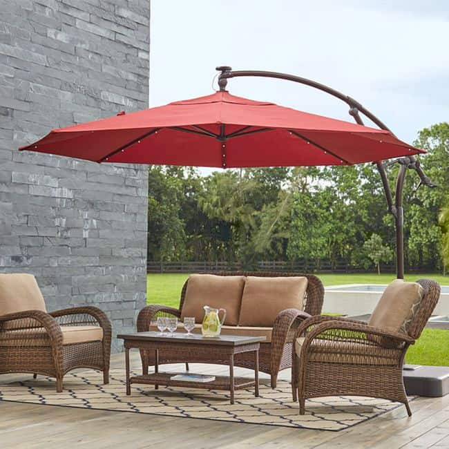 Cantilever Umbrella Reviews