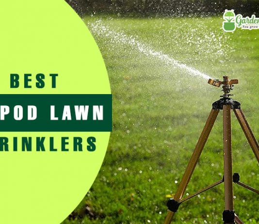 Best Tripod Sprinklers