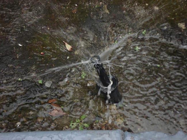 Troubleshooting Sprinkler Systems
